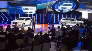 american honda motor co inc automotive minute economic impact of auto shows bigger than the