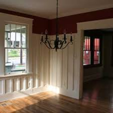 Definition Of Wainscot Molding Our Homes Into Something Beautiful Designing Saratoga A