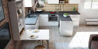 Simple White Kitchen Cabinets Furniture Simple White Painted Wood Wall Mounted Folding Table
