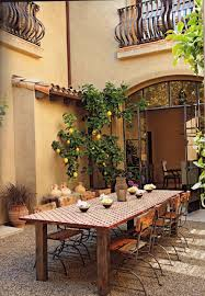 Tuscan Style Dining Room Under The Tuscan Sun 30 Outdoor Dining In Tuscany Http Www