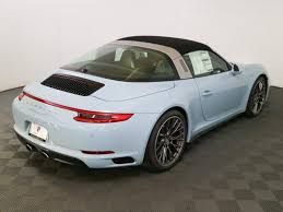 new porsche 911 targa dealer inventory new 2017 porsche 911 targa 4s exterior paint to