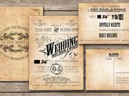 vintage style wedding invitations 20 creative and unique vintage wedding invitations 21st