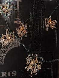 Lights Chandelier Acrylic Chandelier String Lights 16ft