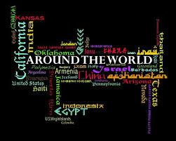 around the world shanaydesigns