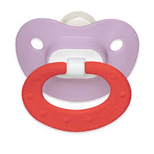 juicy orthodontic pacifier 0 6 months 2 pack pacifiers nuk