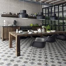carreaux ciment cuisine des carreaux de ciment dans la cuisine cocon de décoration le