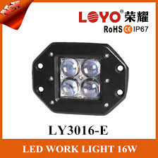 flush mount led lights 12v 4d 3 led pod light 12v led flush mount truck 16w led work light