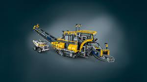 42055 bucket wheel excavator products lego technic lego com