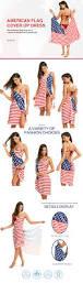 Flag Dress Patriotic Cover Up American Flag Slip Dress In M Sammydress Com