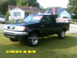 nissan frontier xe 1998 1998 nissan frontier extended cab