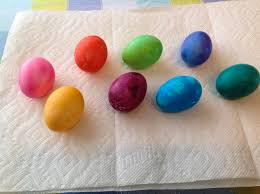 surprise color erupting egg dying my crazy blessed life
