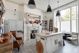 cuisine shabby shabby chic kitchen for a warm and setting anews24 org