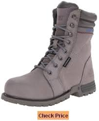 Comfortable Work Shoes Womens 8 Most Comfortable Steel Toe Shoes And Boots For Women Comfort