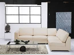 Small Leather Sectional Sofas Leather Sectional Sofas U2014 Modern Home Interiors