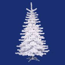 Unlit Artificial Christmas Trees Canada by Elegant Christmas Garland Sears