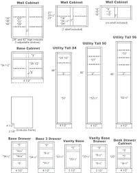 Cabinet Door Dimensions Shaker Cabinet Door Dimensions Standard Kitchen Cabinet Height Car