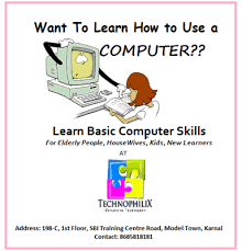 learn basic computer skills basic computer training course in