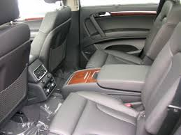 how many seater is audi q7 i am audi the audi audi q7 seating configurations