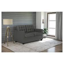 Sleeper Sofa Loveseat Avery Sleeper Sofa With Certipur Certified Memory Foam Mattress