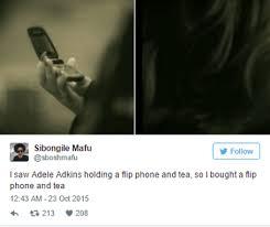 Flip Phone Meme - adele meme adele meme
