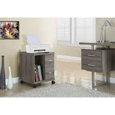 Taupe Cabinets Portable File Cabinet System Best Home Furniture Decoration