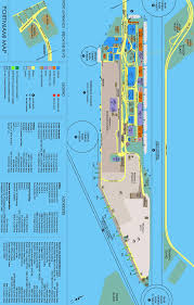 Map Of Miami International Airport by Miami Florida Cruise Ship Schedule Cruisemapper
