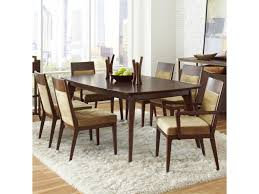 pulaski furniture modern harmony 7 pc dining table set w
