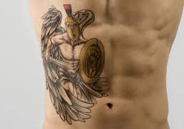 spartan warrior tattoo meaning and some thrilling design ideas