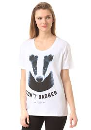Haitian Flag Shirts Supremebeing Beau Don T Badger T Shirt For Women White