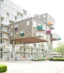 wozoco apartments in amsterdam mvrdv arch2o com