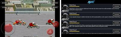 mame emulator apk arcade m a m e mame collection emulator apk