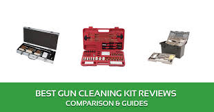 best gun cleaning table best gun cleaning kit reviews 2018 top picks and buyer s guide