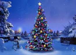 christmas tree with snow christmas tree in snow clipart photo images and