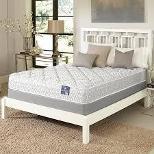 serta gleam plush king size mattress set free shipping today