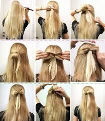 tutorial mengikat rambut kepang 11 cara mengikat rambut panjang dan pendek simple