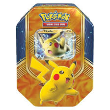 black friday pokemon cards pokemon trading card game battle heart tin featuring pikachu target