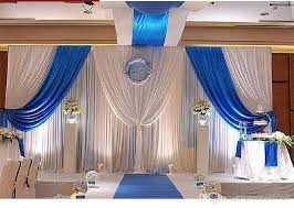 wedding backdrop material 3m 6m 10ft 20ft wedding backdrop swag party background cloth