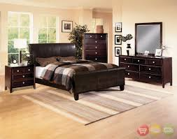 bedroom cool claret upholstered bed contemporary bedroom
