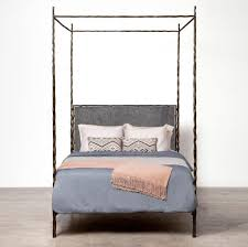 bedroom design cool wrought iron four poster bed full size how