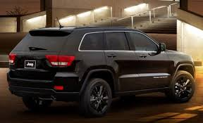 jeep grand cherokee 2017 blacked out blacked out jeep grand cherokee concept previews upcoming special
