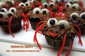 Spider Cakes For Halloween Halloween Spiders Sweet Samsations