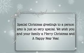 10 special wishes someone special merry