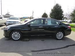 2015 honda accord v6 2015 used honda accord sedan 4dr v6 automatic ex l pzev at penske