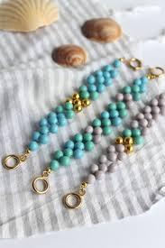 261 best diy jewelry bracelets images on pinterest diy jewel