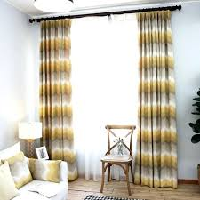 Yellow White Curtains Grey And Yellow Curtains Bemine Co