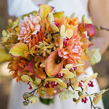 wedding flowers autumn chicago fall wedding flowers bouquets booking now