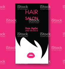 Business Cards Hair Stylist Hair Salon Business Card Templates With Black Hair And Beautiful