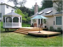 patio ideas patio deck ideas nature by keeping a small garden