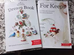 2017 hallmark keepsake ornament club 30th anniversary dreambook