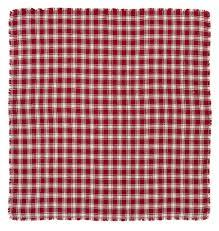 breckenridge burlap plaid 60 x 60 inch tablecloth by